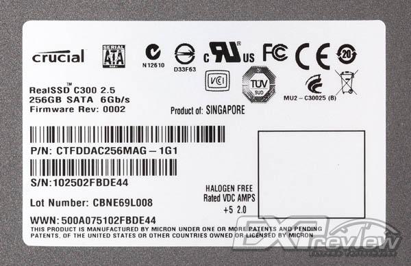 废电脑回收:风驰电掣之美,美光RealSSD C300 256GB测试