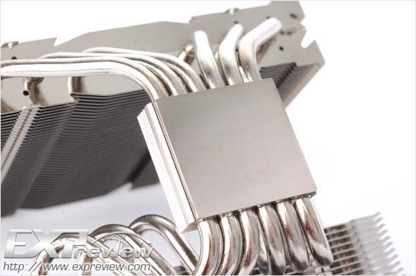 废电脑回收:塔式与下吹式结合,Prolimatech Genesis散热器实物图赏
