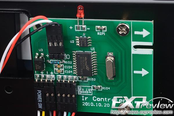 乔思伯g2遥控电路板(需要另购遥控器使用)